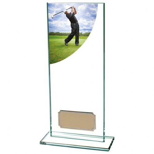 Colour Curve Golf Male Jade Crystal 200mm